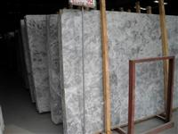 Silver Mink Light Marble Slabs