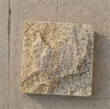 Yellow Granite Mushroom Tile