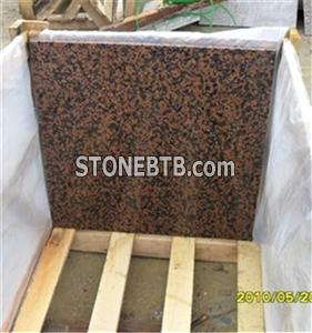 Guilin Red Granite Tile