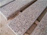 G562 Granite Stairs
