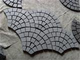 g654 granite net paste stones flamed