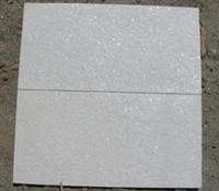 Natural white quartzite
