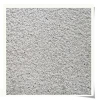 New White Rust Granite bushhammered