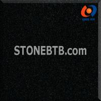 Black Mongolia Tile with Polished Finish