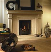 The Marquis Fireplace - Crema Marfil