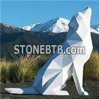 FRP Animal Sculpture