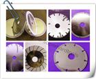Electroplated diamond and cbn cutting discs,cbncutting blades