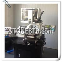 Semi-automatic diamond and cbn wheel dressing machine