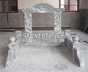 Chinese Tombstone