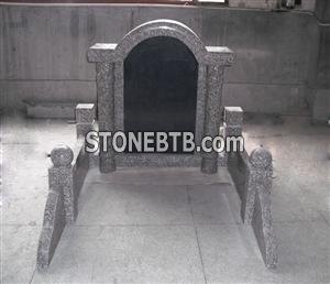 Chinese Tombstone-G635