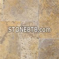 Scabos Versailles Pattern Travertine