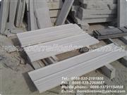 White Marble Baseboard