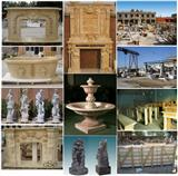 Sculptures/stone carvings