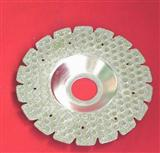 Electroplated Diamond Depressed Blade