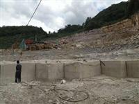 Grey Wood Grain Marble Quarry